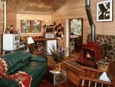 Cabin at Strawberry Hill