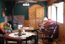 Hemlock Ridge Cabin
