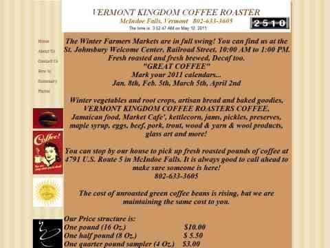 Gay Lesbian Coffee & Tea McIndoe Falls Vermont Kingdom