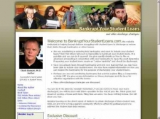 Bankrupt Your Student Loans