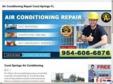 Coral Springs Air Conditioning