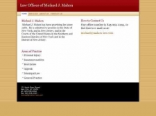 Law Office of Michael J. Mahon