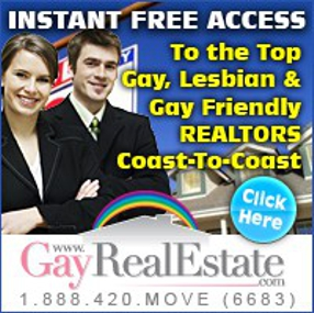 GayRealEstate.com: Instant Access to the Top Gay, Lesbian, & Gay Friendly Realtors Coast-to-Coast